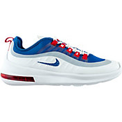 Nike Men's Air Max Axis Shoes in White/Red/Blue