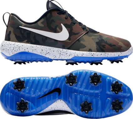 Nike Men's Roshe G Tour Country Camo Golf Shoes