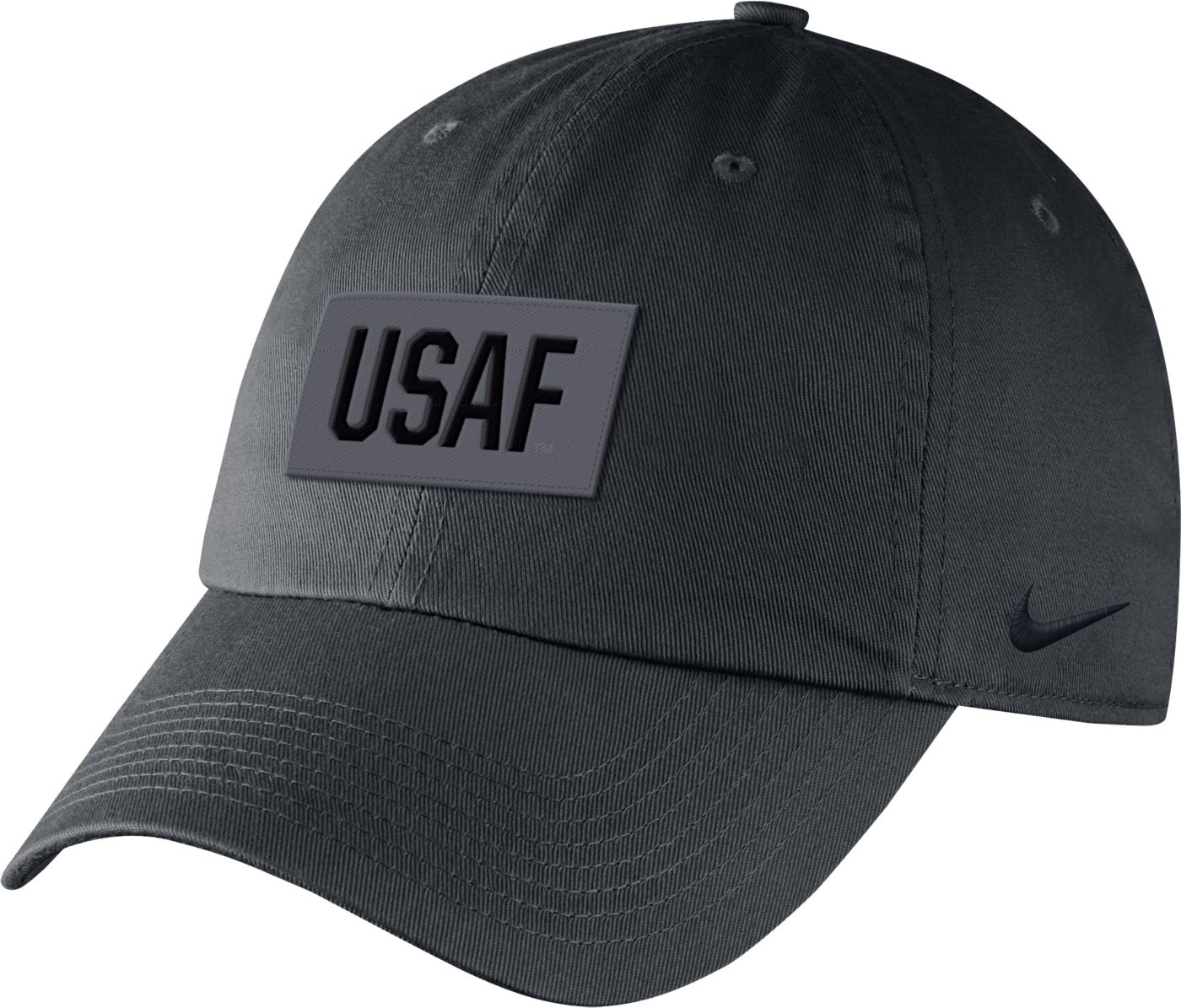 Nike Men's United States Air Force Grey Tactical Flag Hat