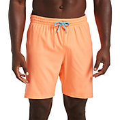 "Nike Men's Solid Vital 7"" Volley Swim Trunks"