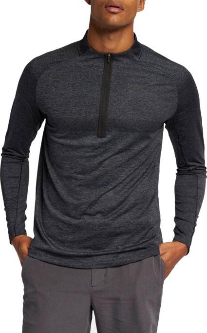 Nike Men's Seamless Statement Golf ½ Zip