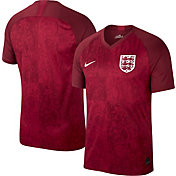 Nike Men's 2019 FIFA Women's World Cup England Breathe Stadium Away Replica Jersey