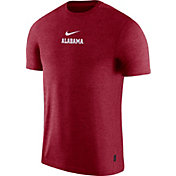 Nike Men's Alabama Crimson Tide Crimson Dri-FIT Coach UV Football T-Shirt
