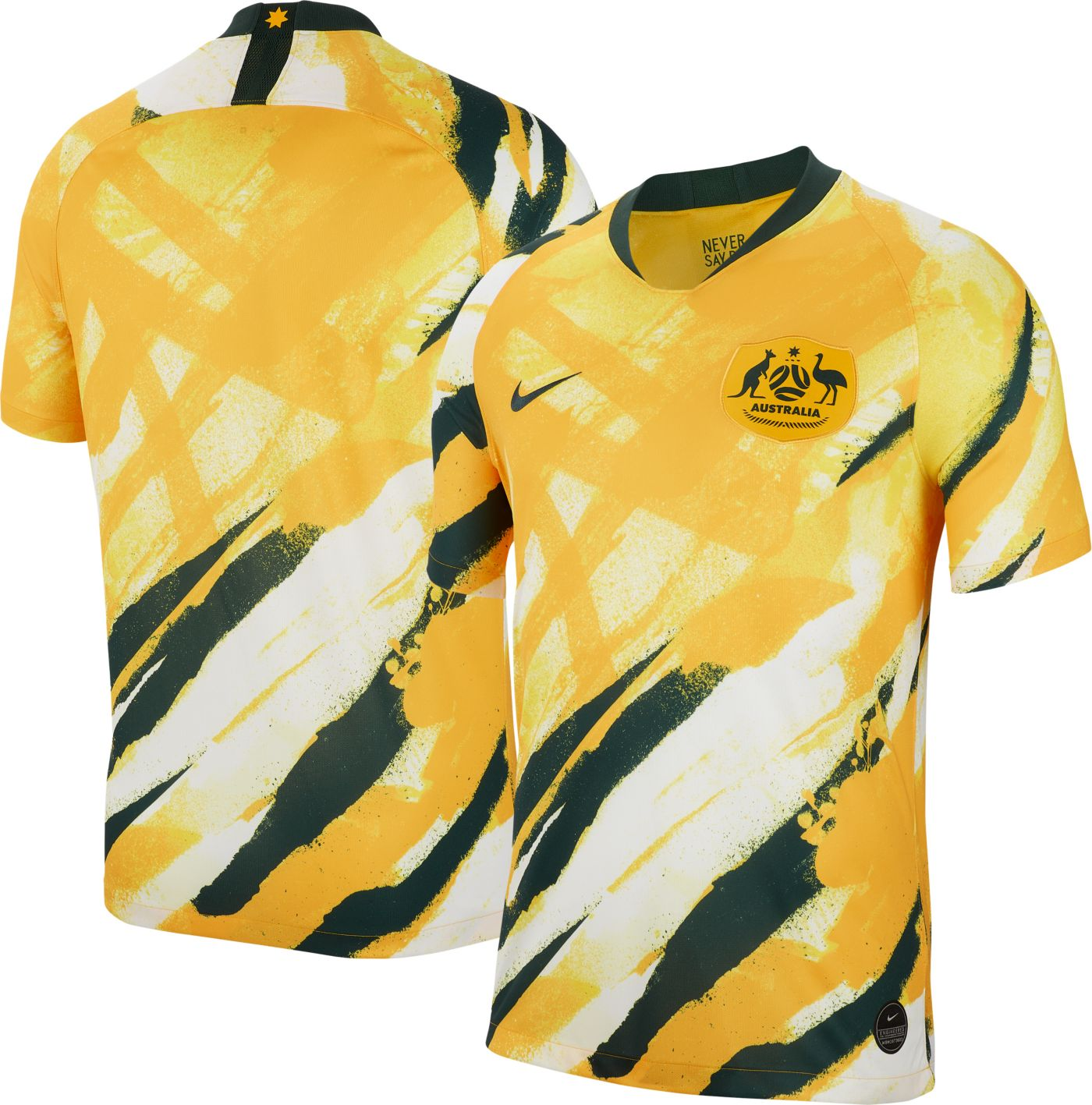 Nike Men's 2019 FIFA Women's World Cup Australia Breathe Stadium Away Replica Jersey