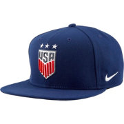 eeb98988e5f Nike Men's 2019 FIFA Women's World Cup USA Soccer Flat Brim Adjustable  Snapback Hat
