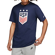 Nike Men's 2019 FIFA Women's World Cup USA Soccer Crest Navy T-Shirt