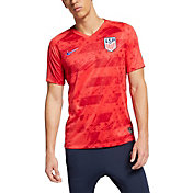 Nike Men's 2019 USA Soccer '19 Breathe Stadium Away Replica Jersey