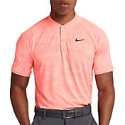 Nike Men's Tiger Woods Zonal Cooling Camo Golf Polo