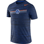 Nike Men's Boise State Broncos Blue Velocity Legend Graphic T-Shirt