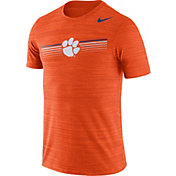 Nike Men's Clemson Tigers Orange Velocity Legend Graphic T-Shirt