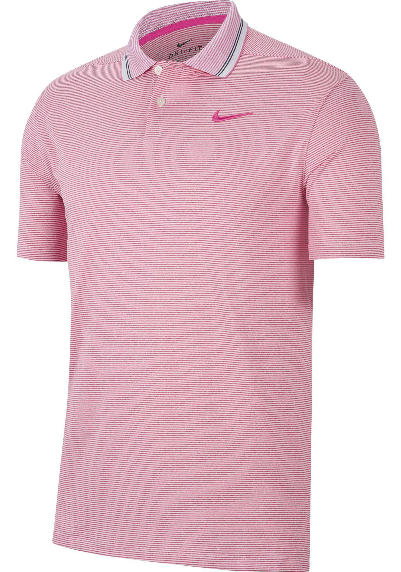 Nike Men's Vapor Control Stripe Golf Polo