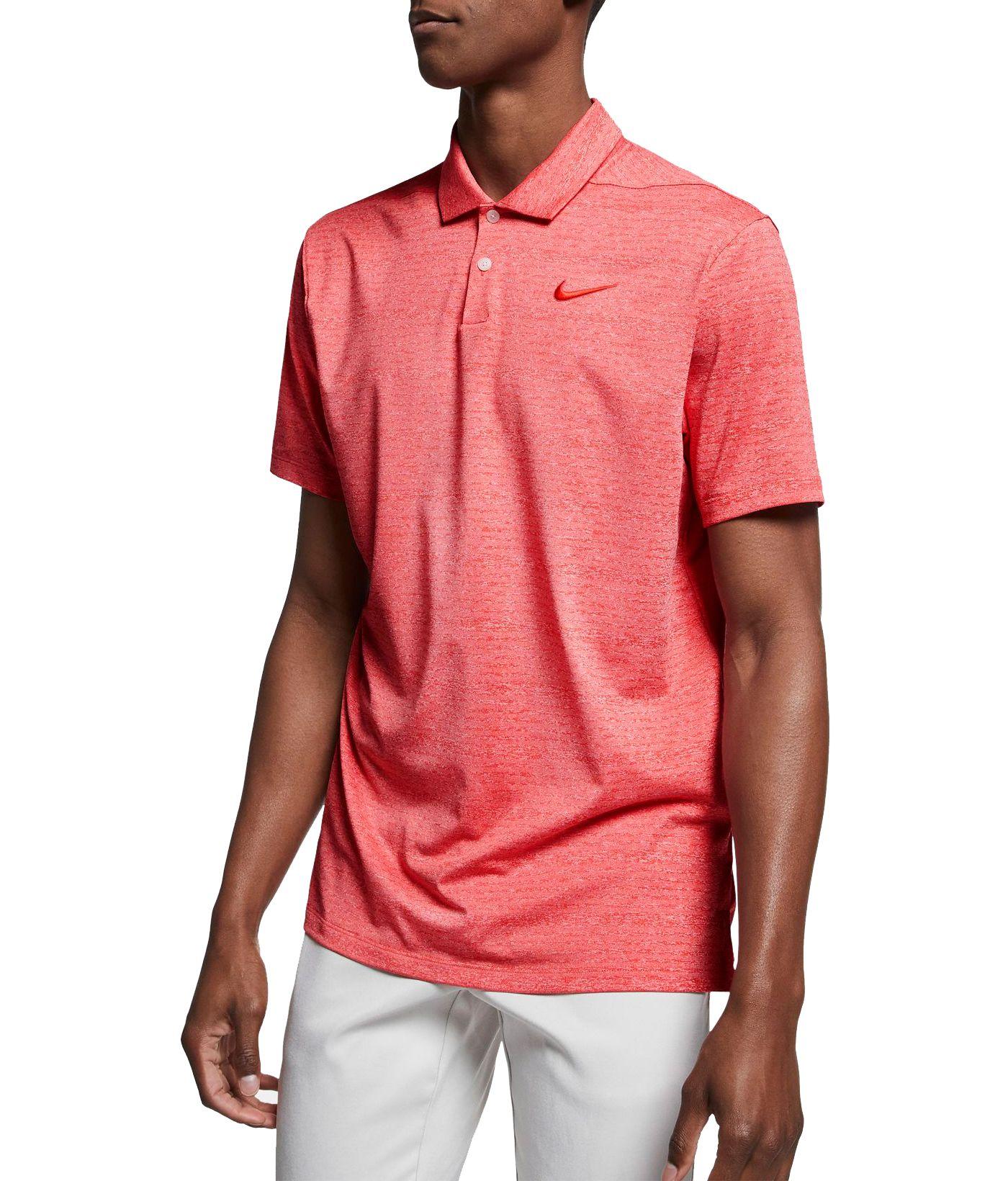 Nike Men's Vapor Heather Golf Polo