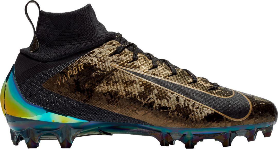 sale retailer 0992e 84244 Nike Men s Vapor Untouchable Pro 3 PRM Football Cleats 1
