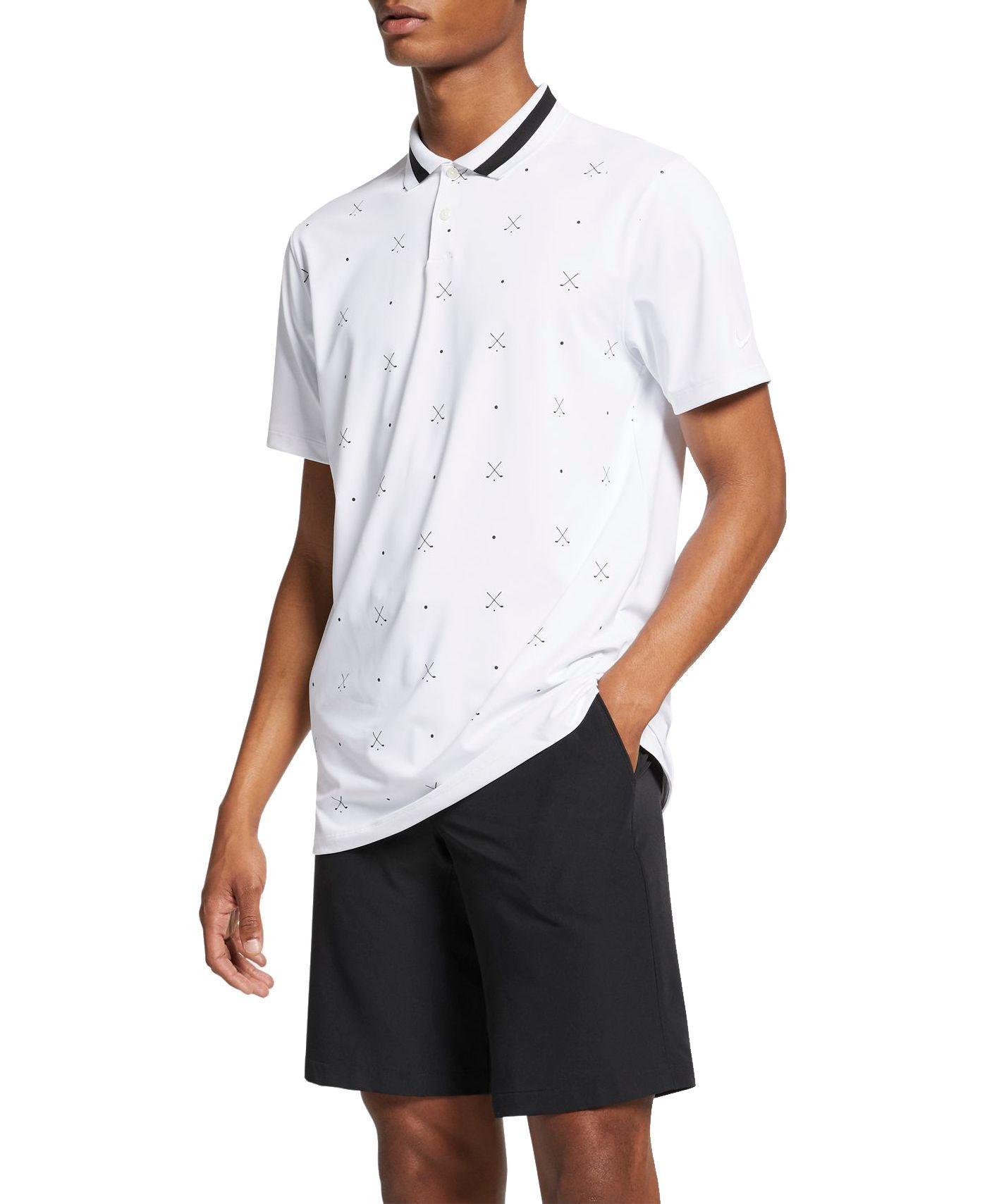 Nike Men's Vapor Print Golf Polo