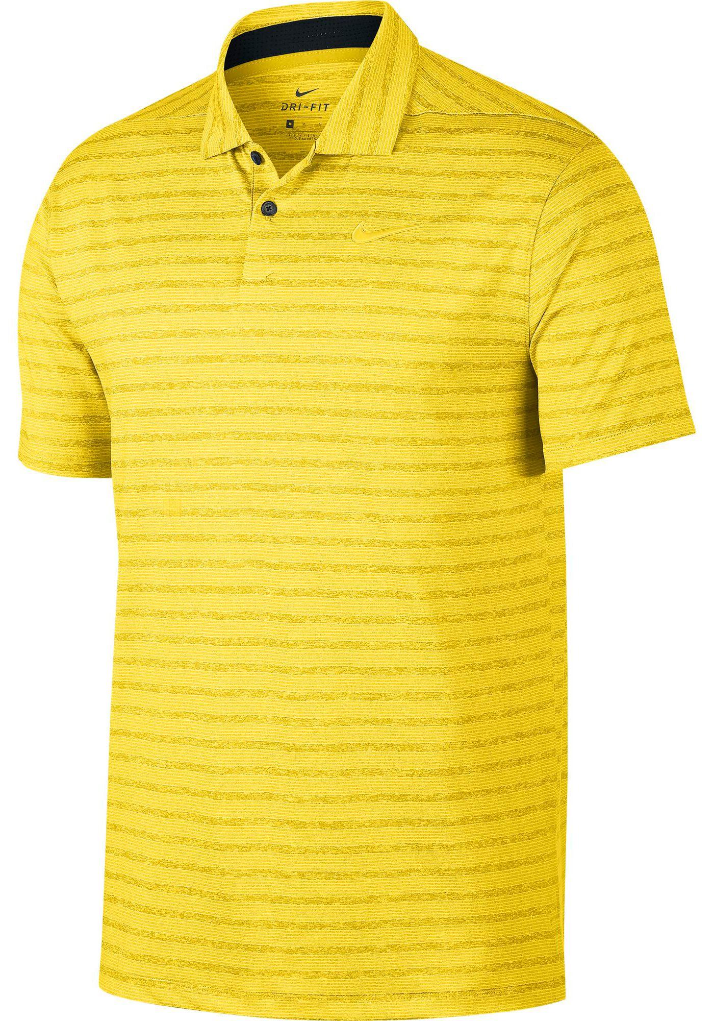 Nike Men's Vapor Stripe Golf Polo