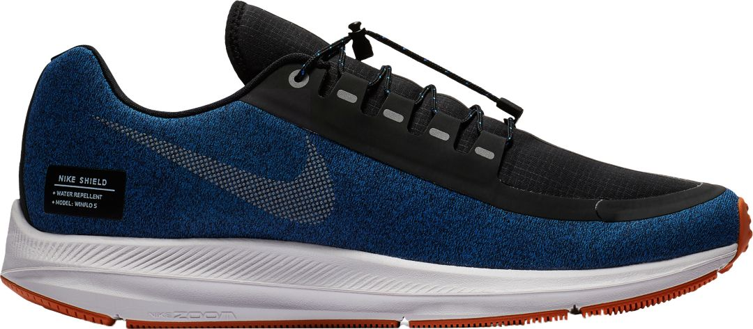 sale retailer e3c3c faadd Nike Men's Air Zoom Winflo 5 Shield Running Shoes