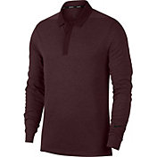 Nike Men's Long Sleeve Golf Polo