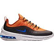 Nike Men's Air Max Axis Premium Shoes in Orange/White