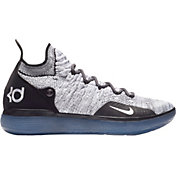 df9ca937c40 Product Image · Nike Zoom KD 11 Basketball Shoes. White Blue