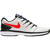 Nike Men's Air Zoom Prestige Leather Tennis Shoes