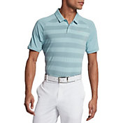 Nike Men's Striped Zonal Cooling Golf Polo