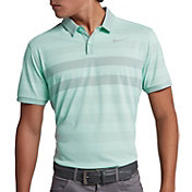 Nike Men's TechKnit Stripe Golf Polo