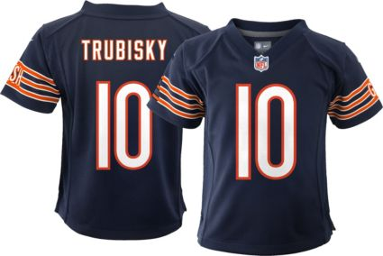 beae4e0795a Nike Toddler Home Game Jersey Chicago Bears Mitchell Trubisky  10 ...
