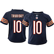 Nike Toddler Home Game Jersey Chicago Bears Mitchell Trubisky #10