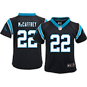 Nike Toddler Home Game Jersey Carolina Panthers Christian McCaffrey #22