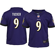 Nike Toddler Home Game Jersey Baltimore Ravens Justin Tucker #9