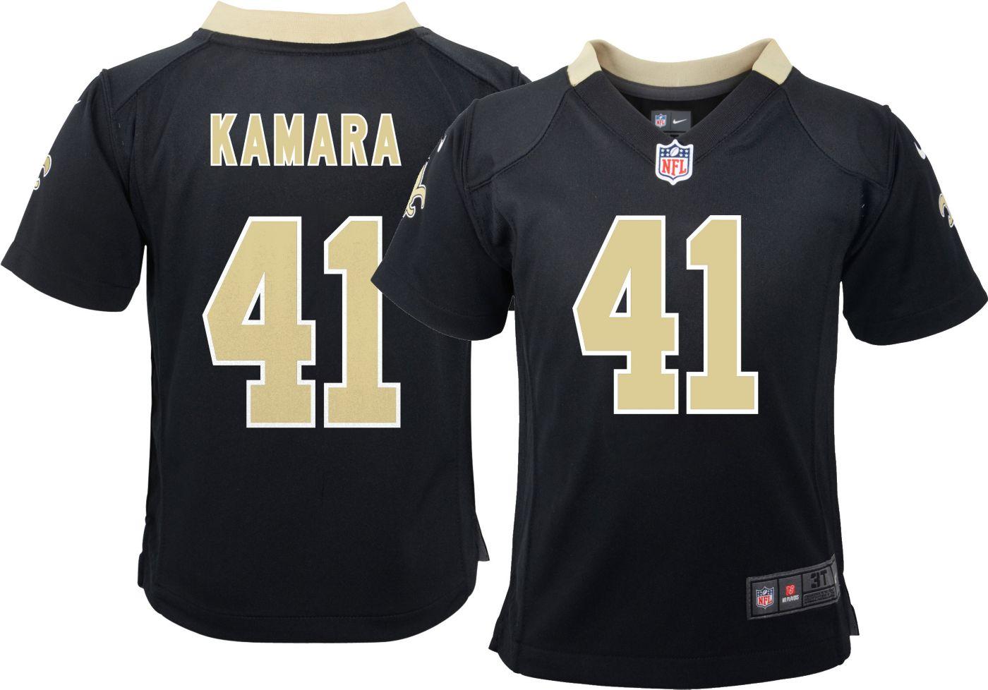 Nike Toddler Home Game Jersey New Orleans Saints Alvin Kamara #41