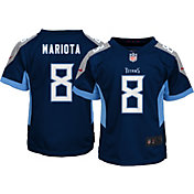 Nike Toddler Home Game Jersey Tennessee Titans Marcus Mariota #8