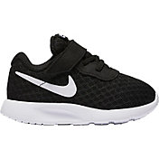 e12cec639cc Product Image · Nike Toddler Tanjun Shoes. Black White · Wolf Grey