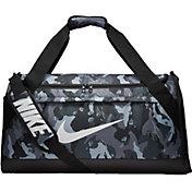 Nike Brasilia Medium Printed Training Duffle Bag