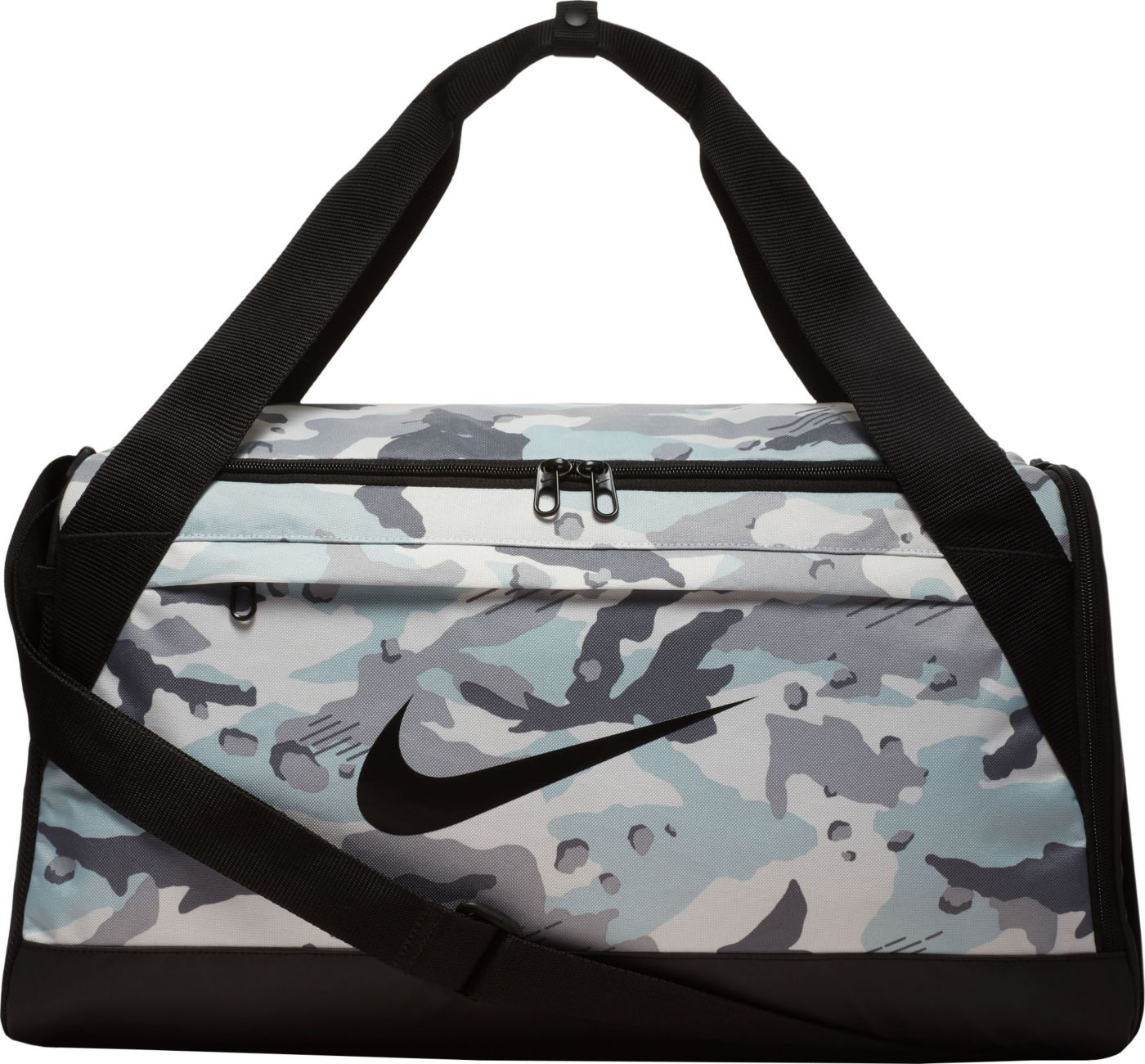 Nike Brasilia Small Camo Training Duffle