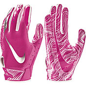 Nike Adult Vapor Jet 5.0 Breast Cancer Awareness Receiver Gloves 2018