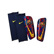 Nike FC Barcelona Mercurial Lite Shin Guards