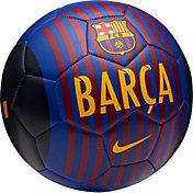 Nike Barcelona Supporters Prestige Soccer Ball