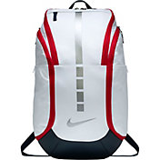 0b90b868c5 Product Image · Nike Hoops Elite Pro Basketball Backpack. White Obsidian ·  Black Black Mtlc