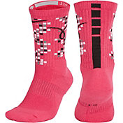 Nike Elite Kay Yow Basketball Crew Socks