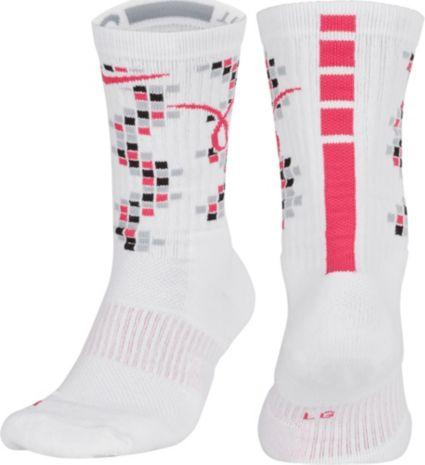 best sneakers 2b2d4 eb9a9 Nike Elite Kay Yow Basketball Crew Socks