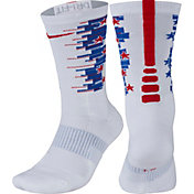 Nike Elite 1.5 4th of July Crew Socks
