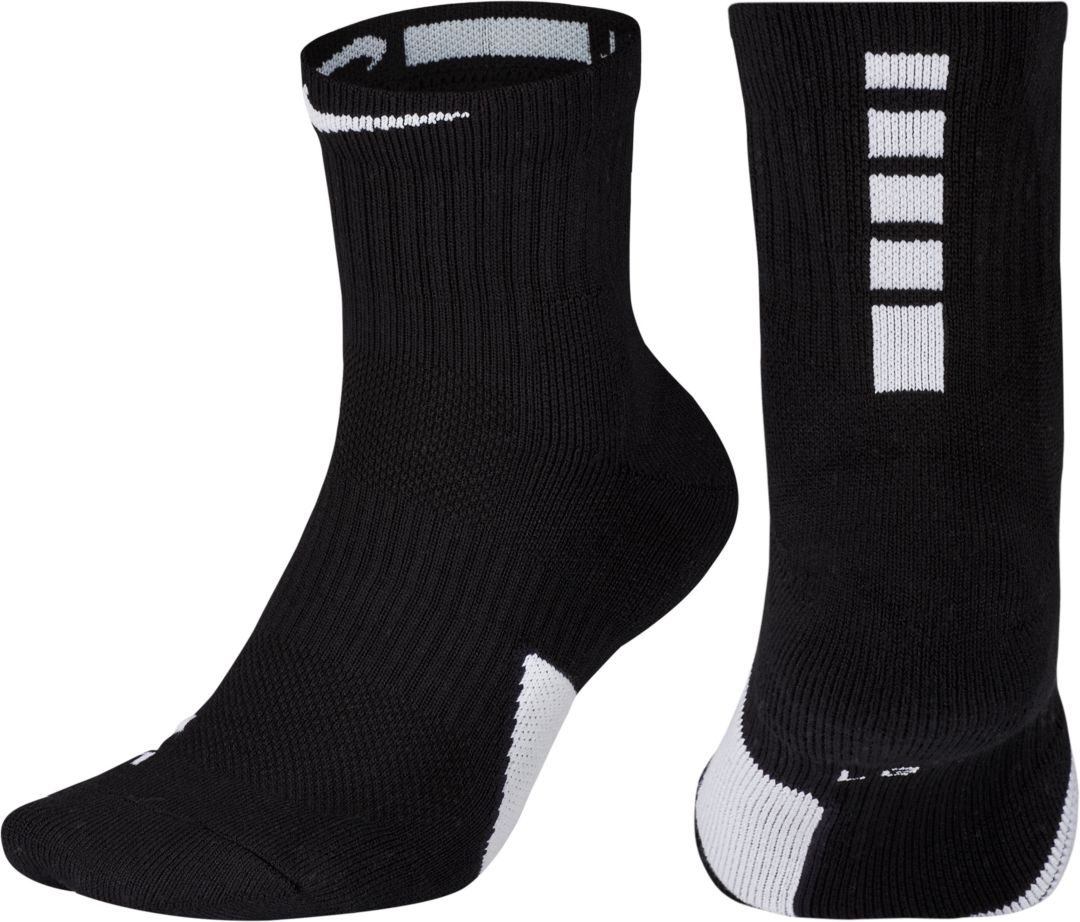 best prices united kingdom better Nike Elite Basketball Mid Socks