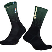 Nike Milwaukee Bucks City Edition Elite Quick NBA Crew Socks