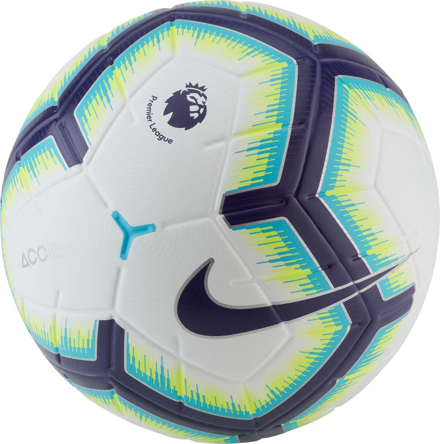 Nike Merlin Premier League Official Match Soccer Ball