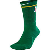 Nike Boston Celtics City Edition Elite Crew Socks