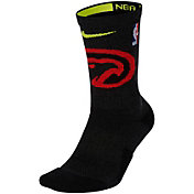 Nike Atlanta Hawks Elite Crew Socks