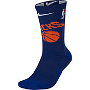 Nike New York Knicks Elite Crew Socks