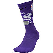 Nike Sacramento Kings Elite Crew Socks