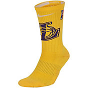Nike Los Angeles Lakers Elite Crew Socks
